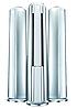 Кондиционер напольный GREE-24: I-Crown II Inverter (от –30°С до +54°С) R410A: GVH24AK-K3DNC6A (без соединитель