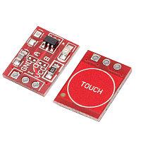 Сенсорная кнопка TTP223 (датчик касания)