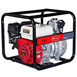 Мотопомпа бензиновая PTH 400H двигатель Honda 400 л/мин 50 м 4мм