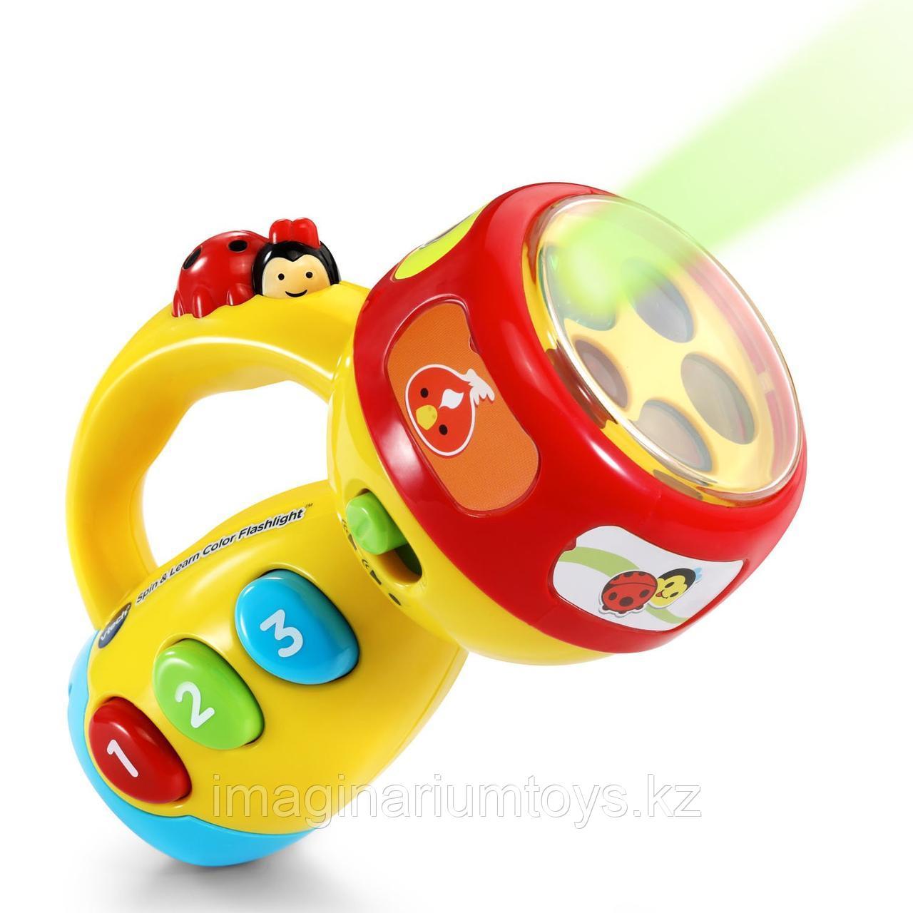 Развивающая игрушка «Фонарик» VTech со звуком и подсветкой