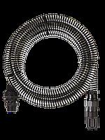"""GRINDA Шланг всасывающий, с фильтром и обратным клапаном, 1"""", 3,5м"""