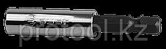 """Адаптер ЗУБР """"МАСТЕР"""" комбинированный магнитный для бит, 60мм"""