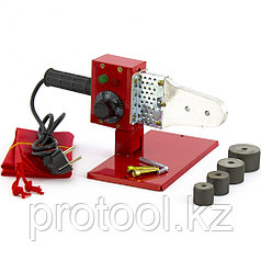 Аппарат для сварки пластиковых труб KW 600, 600 Вт, 300 °C, 20-25-32-40 мм, блистер// Kronwerk
