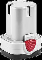 Батарея аккумуляторная Li-Ion, ЗУБР ЗАКБ-10.8-Ли, для шуруповертов ЗДА-10.8-Ли-К(Н), 1.5А/ч, 10.8В