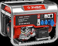 Бензиновый генератор с автозапуском, 5500 Вт, ЗУБР