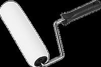 """Валик малярный """"ПОРОЛОН"""", 240 мм, d=62 мм, ручка d=6 мм, ЗУБР Стандарт"""
