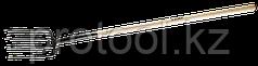 """Вилы """"ФАВОРИТ"""" садовые, деревянный черенок из ясеня, 280x180x1500мм, ЗУБР"""