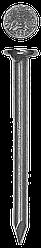 Гвозди строительные ГОСТ 4028-63, 50 х 2.5 мм, 75 шт, ЗУБР