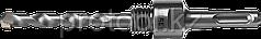 """Державка ЗУБР """"ПРОФИ"""" для коронки универсальной, твердосплавные резцы и центровочное сверло, d>22мм, SDS +, 10х100мм"""