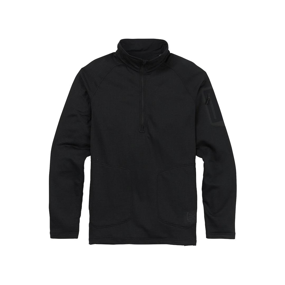Burton  пуловер мужской Grid Half-Zip
