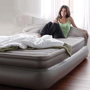 надувные кровати и матрасы для сна
