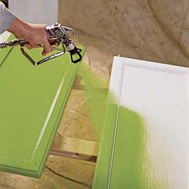 Краски для мебели