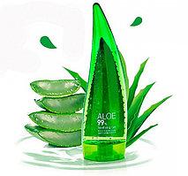 Увлажняющий гель  для лица  и тела с содержанием  99% Алоэ HOLIKA HOLIKA ALOE 99% SOOTHING GEL 55 ml.
