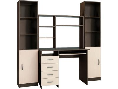 Комплект мебели для детской УШ 11, Венге, МФ Мастер(Россия)