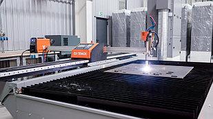 Консольная машина термической резки EX-TRACK CNC (1500х3000мм)