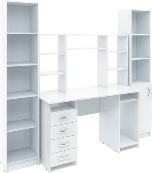 Комплект мебели для детской УШ 11, Белый, МФ Мастер(Россия)