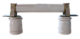 Патрон ПТ 1,3-10-80-20УХЛ3(предохранитель ПКТ), фото 2