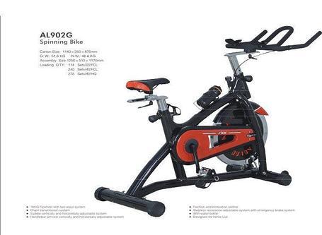Велотренажер AL902G, фото 2