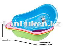 Детская ванночка 56 литров цвета в ассортименте 12001