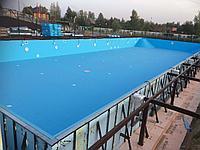 Скиммерный бассейн, 25*12*1.5м