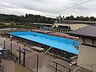 Скиммерный бассейн, 25*15*1.5м, фото 5