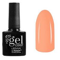 Гель-лак для ногтей трёхфазный LED/UV, 10мл, цвет В1-061 оранжевый коралл