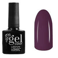 Гель-лак для ногтей трёхфазный LED/UV, 10мл, цвет В1-048 сливовый