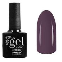 Гель-лак для ногтей, 5284-244, трёхфазный, LED/UV, 10мл, цвет 5284-244 бледно-сливовый