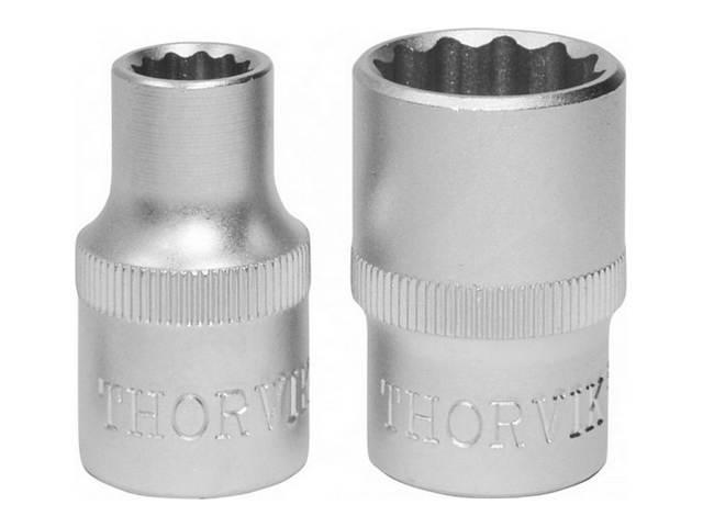 "(FS21227) Головка торцевая 12-гранная 1/2""DR, 27 мм"