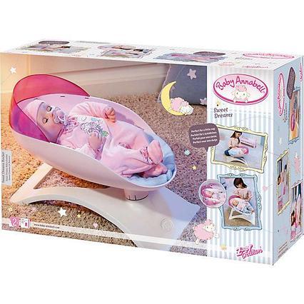 Baby Annabell кроватка-качалка