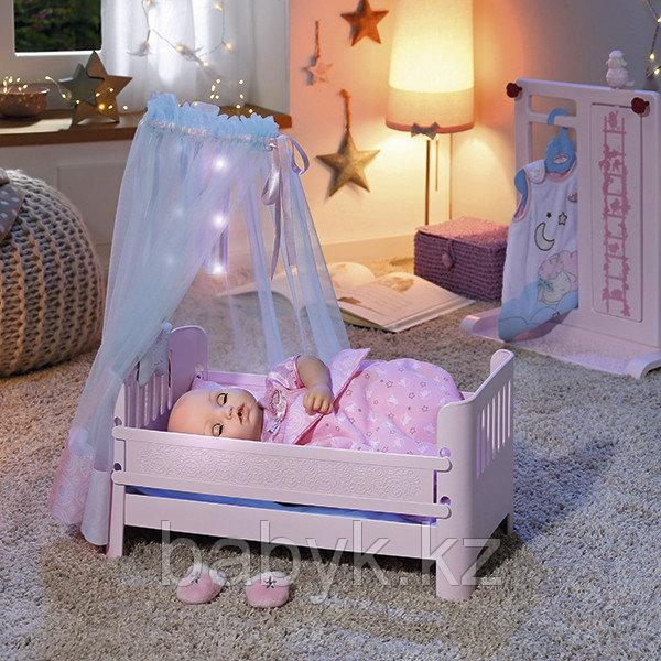 "Zapf Creation Baby Annabell 700-068 Бэби Аннабель Кроватка ""Спокойной ночи"""