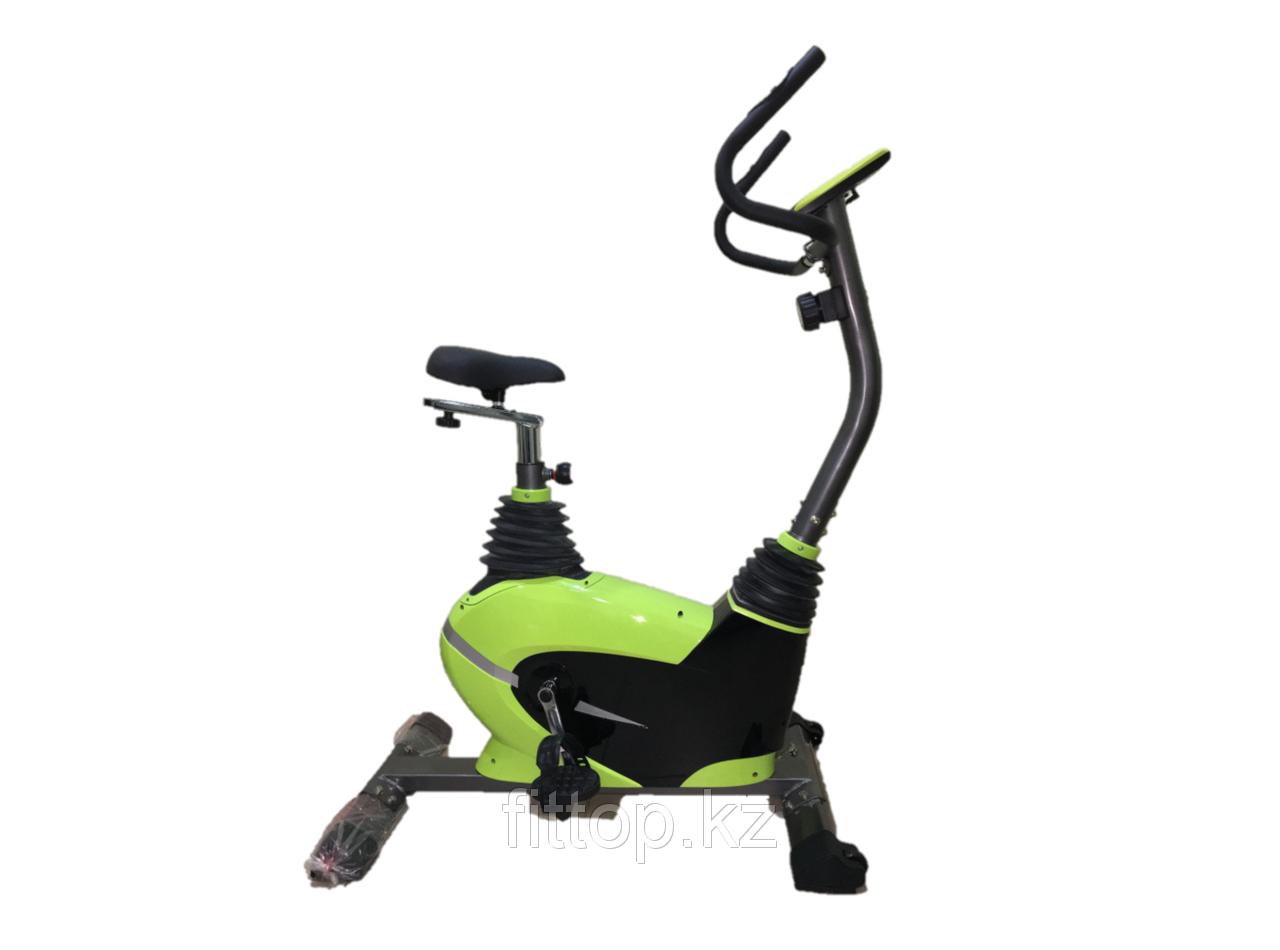 Велотренажер SPIN BIKE 502B (зеленый)  для простаты