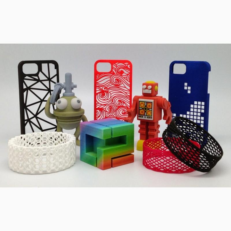 3D печать пластиком в Алматы