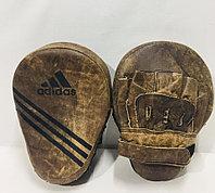Лапы для бокса  Adidas (Натуральная кожа)