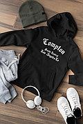 Худи черный - Compton