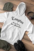 Худи белый - Compton