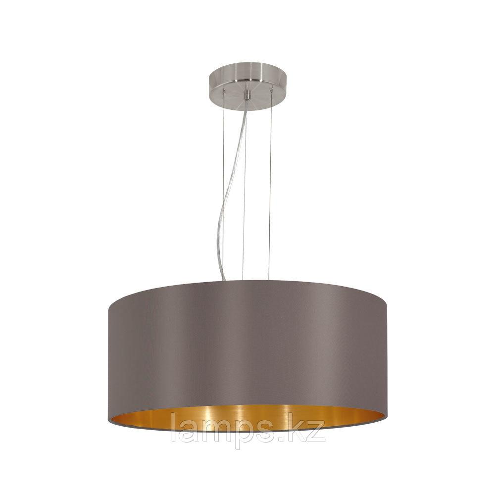 Светильник подвесной MASERLO E27 3*60W