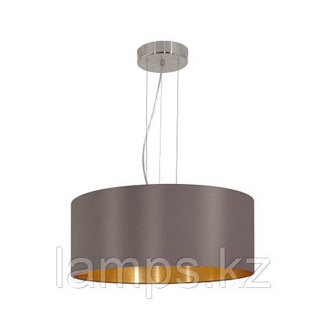 Светильник подвесной MASERLO E27 3*60W , фото 2