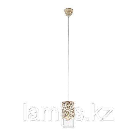 Подвесной светильник HL/1 CARDIGAN E27 1*60W Braun-patina, фото 2