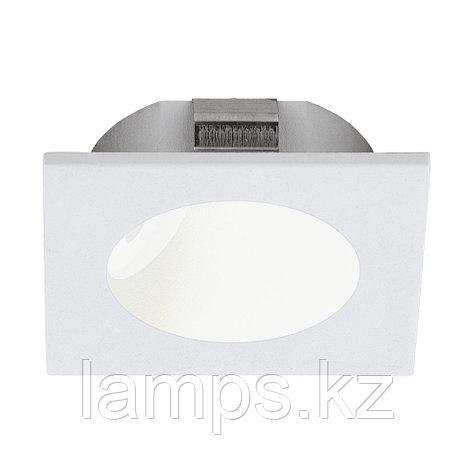 Светильник встраиваемый ZARATE, пластик, LED-EINBAUSPOT WEISS, фото 2