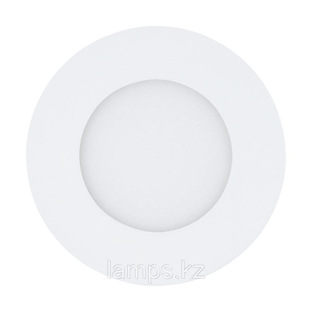 Светильник встраиваемый  FUEVA 1  LED/2.7W