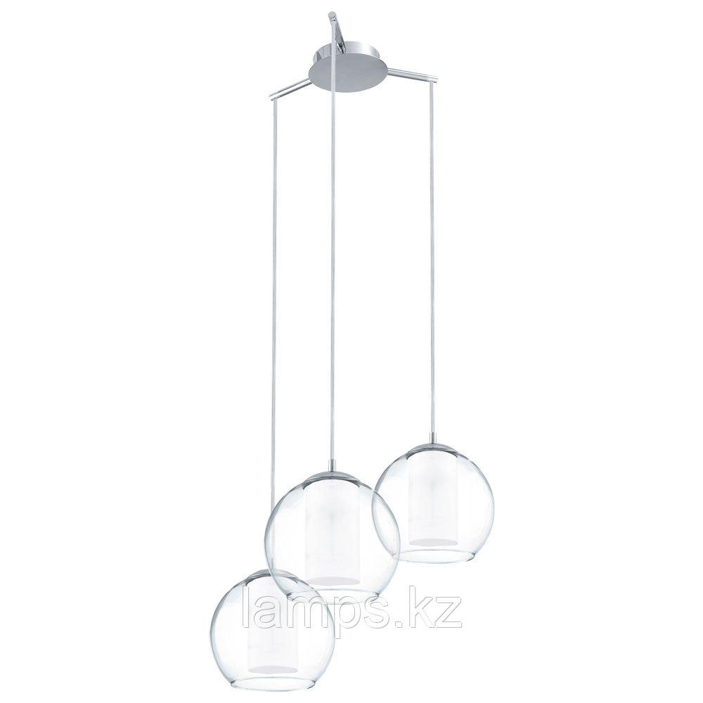 Светильник подвесной   E27 3x60W   'BOLSANO'