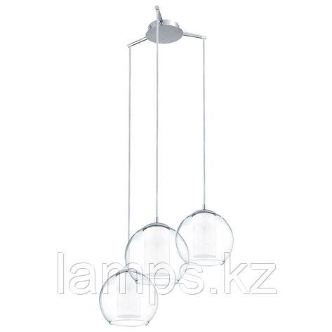 Светильник подвесной   E27 3x60W   'BOLSANO', фото 2