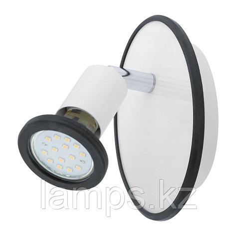 Светильник настенно-потолочный MODINO   GU10-LED  1*3W, фото 2