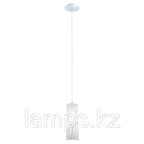 Светильник подвесной RIVATO 1  HL  1 E27 CHROM  WEISS 'RIVATO 1', фото 2