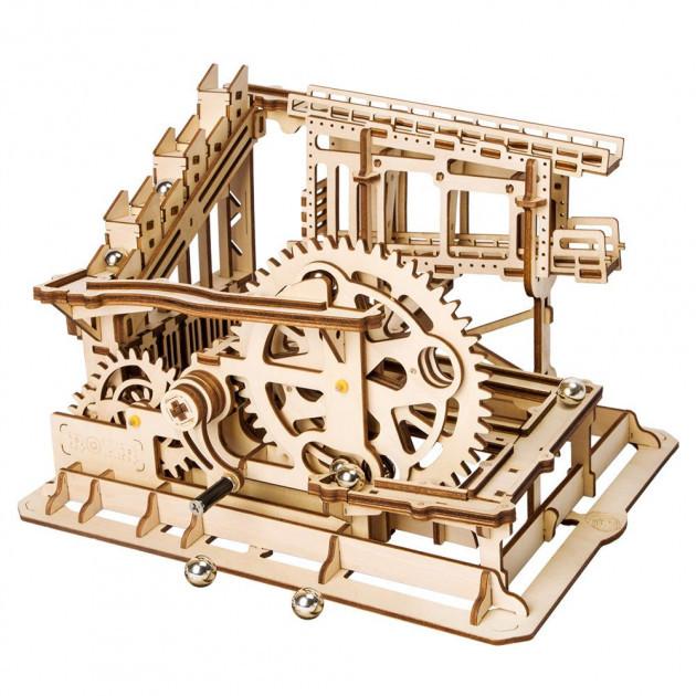 Robotime Деревянный 3D конструктор Шестеренка