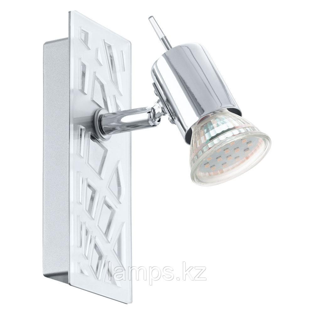 Светильник настенно-потолочный  GU10 1x5W LED  'DAVEN 1'