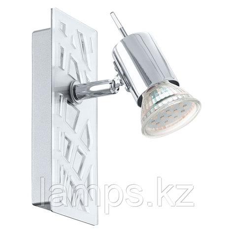 Светильник настенно-потолочный  GU10 1x5W LED  'DAVEN 1', фото 2