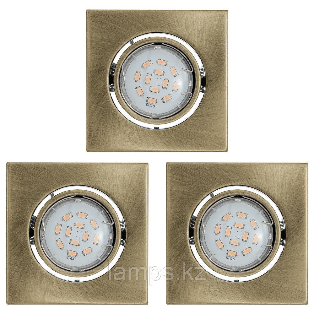 Спот IGOA /GU10-LED, 3X5W