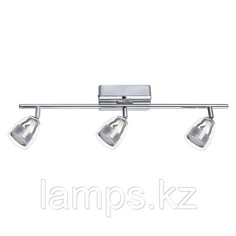 Светильник направленного света PECERO  LED/3*4.5W, фото 2